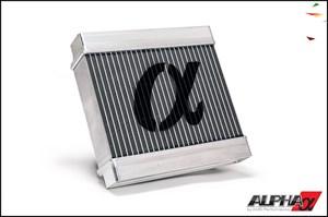 Дополнительный теплообменник Alpha Performance Mercedes-Benz A45 CLA45 GLA45 AMG Heat Exchanger Upgrade