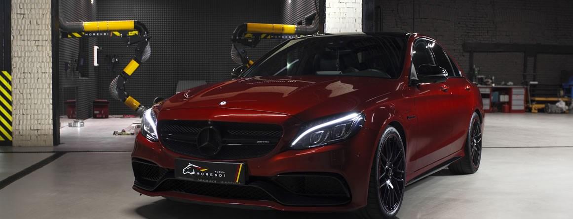 Чип тюнинг Mercedes Benz