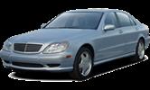 2002 - 2005 W220