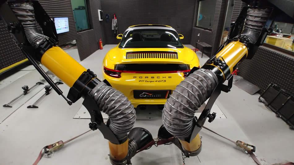Чип тюнинг Porsche Carrera 4S 991.2