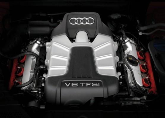 Stage I и Stage II для AUDI с двигателями V6 3.0 TFSI