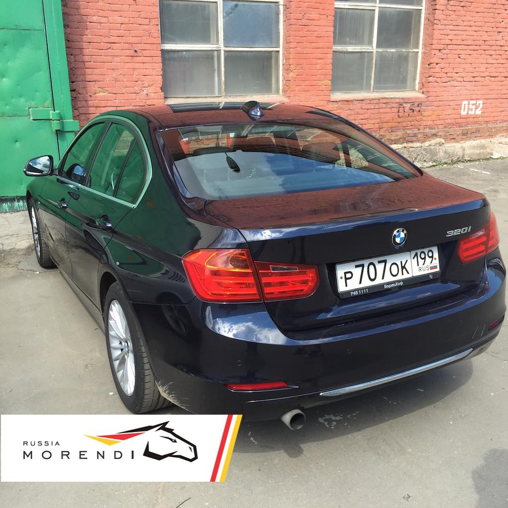 BMW F30 320i Stage 1