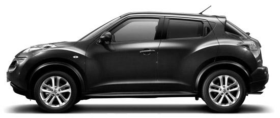 Чип-тюнинг Nissan Juke