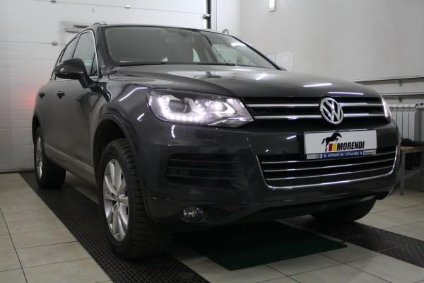 Чип-тюнинг VW Touareg NF 3.0D до 320 л.с.