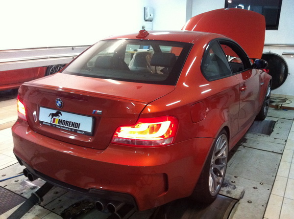 Настройка BMW 1 Series M Coupe