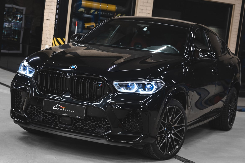 Morendi Stage1 и Stage2 для BMW X5M F95 Competition и BMW X6M F96 Competition