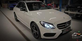 Mercedes C180 (150 л.с.) W205 - фото 10048