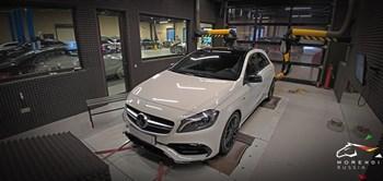 Mercedes A250 (211 л.с.) W176 - фото 10083