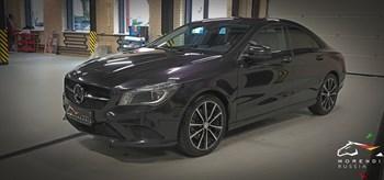 Mercedes CLA 250 (211 л.с.) C117 - фото 10086