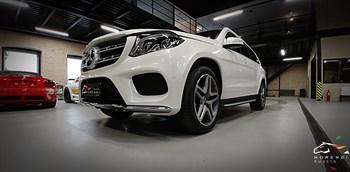 Mercedes GLS 400 (333 л.с.) - фото 10582