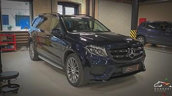 Mercedes GLS 400 (333 л.с.) - фото 10585