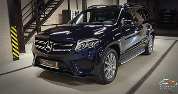Mercedes GLS 400 (333 л.с.) - фото 10587