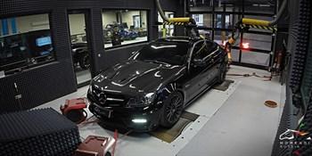 Mercedes C63 AMG Perfomance (487 л.с.) W204 - фото 10733