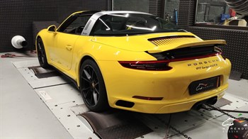 Porsche 911 - 991.2 3.0T Carrera GTS / 4 GTS (450 л.с.) - фото 10920