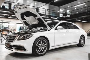 Mercedes S 450 (367 л.с.) W217/222 - фото 11843