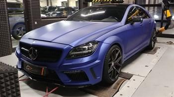 Mercedes CLS 63AMG S (585 л.с.) W218 двигатель M157 V8 Biturbo - фото 12327