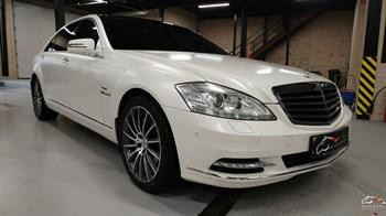 Mercedes S 500 (435 л.с.) W221 - фото 12389