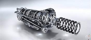 Доработка автоматической коробки передач - AMG Speedshift MCT 9-speed sports transmission - фото 12563