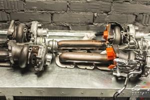 Высокопроизводительные турбины M600 (до 630лс) для Mercedes с двигателем M278 4.7L V8 BiTurbo - фото 12581
