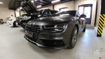 Audi A7 4GA 3.0 V6 TDi (211 л.с.) - фото 12690