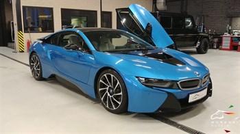 BMW i8 (374 л.с.) - фото 13410