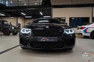 BMW M5 Competition 4.4 V8 Bi-Turbo (625 л.с.) - фото 13435
