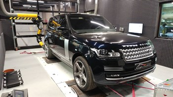 Land Rover Range Rover (Voque) 5.0 V8 Supercharged (550 л.с.) - фото 14500