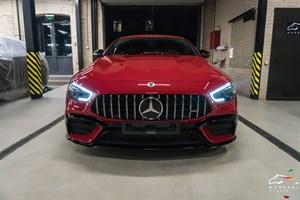 Mercedes AMG AMG GT 3.0 AT 43 4MATIC+ (367 л.с.) двигатель M256 - фото 15160