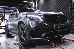 Mercedes GLE 63AMG S (585 л.с.) с двигателем M157 V8 BiTurbo - фото 16109