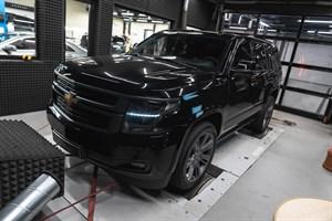 Chevrolet Tahoe 6.2 V8 (426 л.с.) - фото 16136