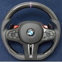 Руль в стиле M Performance для BMW M5 F90 - фото 16378