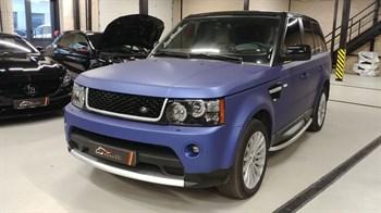 Land Rover Range Rover Sport 5.0 V8 (510 л.с.) - фото 16501