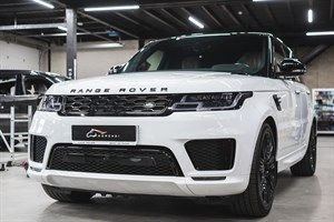 Land Rover Range Rover Sport 5.0 V8 Supercharged (525 л.с.) - фото 16582