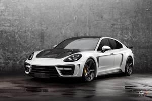 Аэродинамический обвес Porsche Panamera GTR Edition (971) - фото 17579