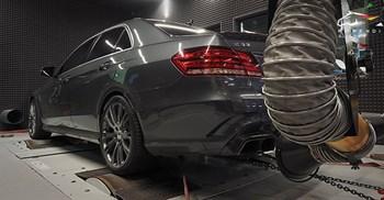 Mercedes E 63AMG (557 л.с.) кузов W212 двигатель M157 V8 BiTurbo - фото 4633