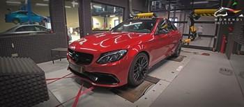 Mercedes C400 W205 2014+ (333 л.с.) - фото 4654