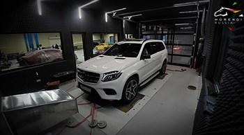 Mercedes GLS 400 (333 л.с.) - фото 4680