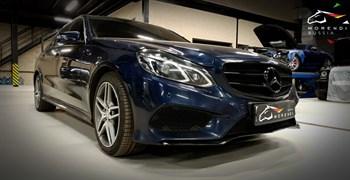 Mercedes E 500 (408 л.с.) W212 - фото 4682