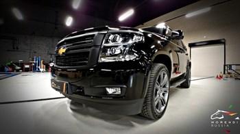 Chevrolet Tahoe 6.2 V8 (409 л.с.) - фото 4902
