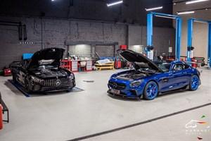 Mercedes AMG GTS (522 л.с.) - фото 4945