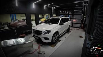 Mercedes GLS 500 (456 л.с.) - фото 5040