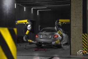 Mercedes E 63 AMG - 4.0 (571 л.с.) кузов W213 двигатель M177 V8 BiTurbo - фото 5052