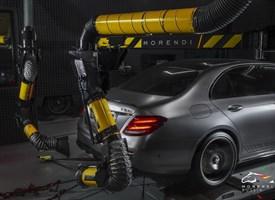 Mercedes E63 S AMG - 4.0 (612 л.с.) кузов W213 двигатель M177 V8 BiTurbo - фото 5074