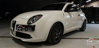 Alfa Romeo MiTo 1.4  T-Multiair QV (170 л.с.) - фото 5121