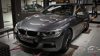 BMW Series 3 F3x 316i 1.6 (136 л.с.) - фото 5729