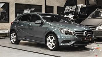 Mercedes A220 CDI (177 л.с.) W176 - фото 9051