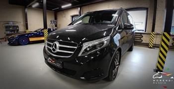 Mercedes V 250 CDI BlueTec (190 л.с.) - фото 9099