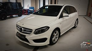 Mercedes B180 (122 л.с.) W246