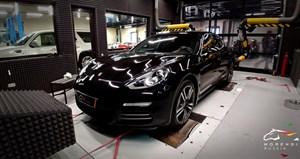 Porsche Panamera - 970 3.0 V6 TDI S (250 л.с.)