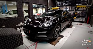 Porsche Panamera - 970 3.0 V6 TDI S (211 л.с.)